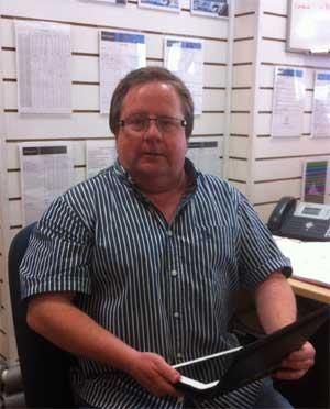 Steve Barrett - Legionella Risk Assessor Doncaster